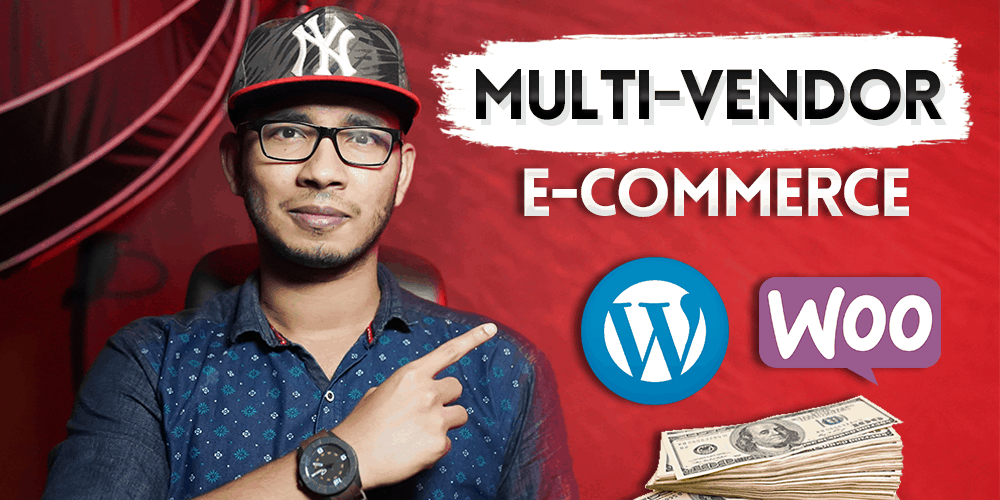 Multi-vendor eCommerce web development course in bangla