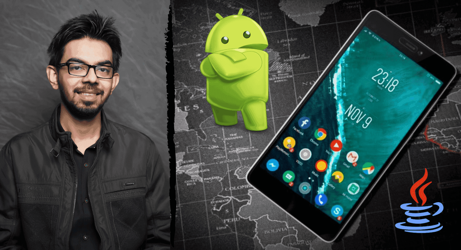 Complete Android App Development Masterclass In Bangla